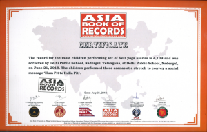 asia book of records